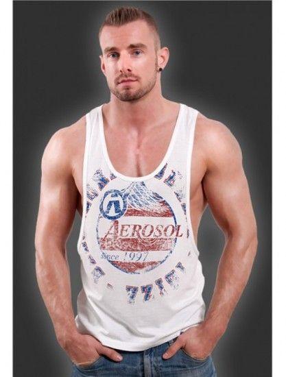 Camiseta tirantes Aerosol