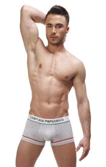 Boxer Hombre Armani 4p510