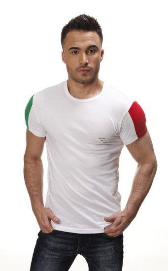 Camiseta Hombre Armani