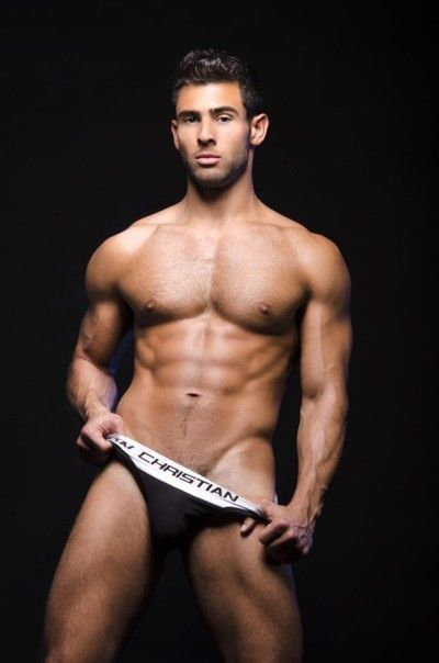 Show-It Thong Andrew Christian