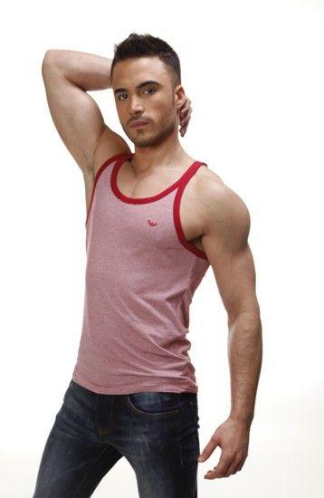 Camiseta de tirantes emporio armani