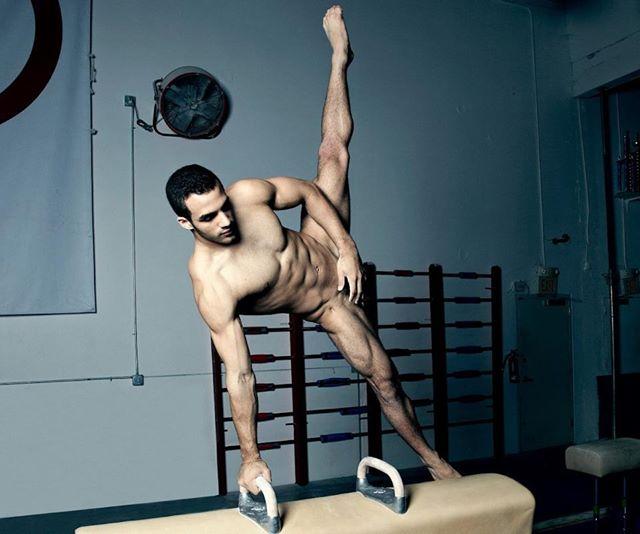 el gimnasta americano danell leyva