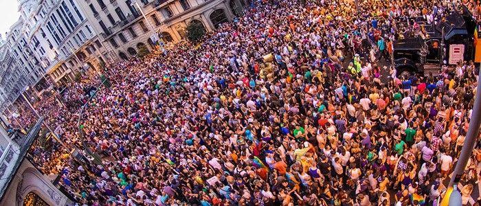 Cabalgata Orgullo Madrid