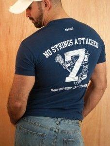 camiseta ajaxx63 en azul