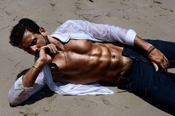 Foto del modelo Fernando Pas